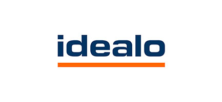 Idealo logo referenzkunde comarch