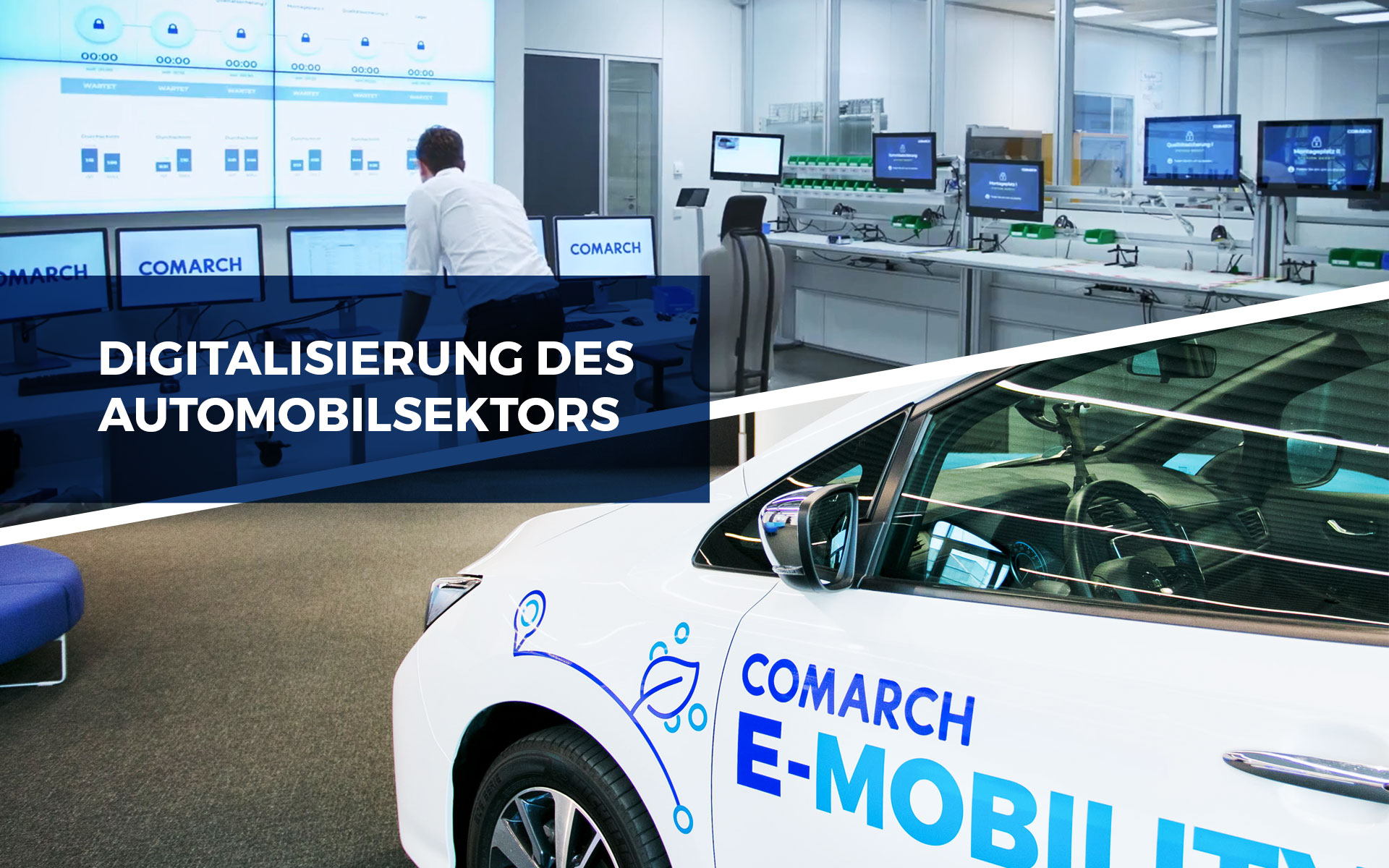 Comarch auf Automobil-Messe