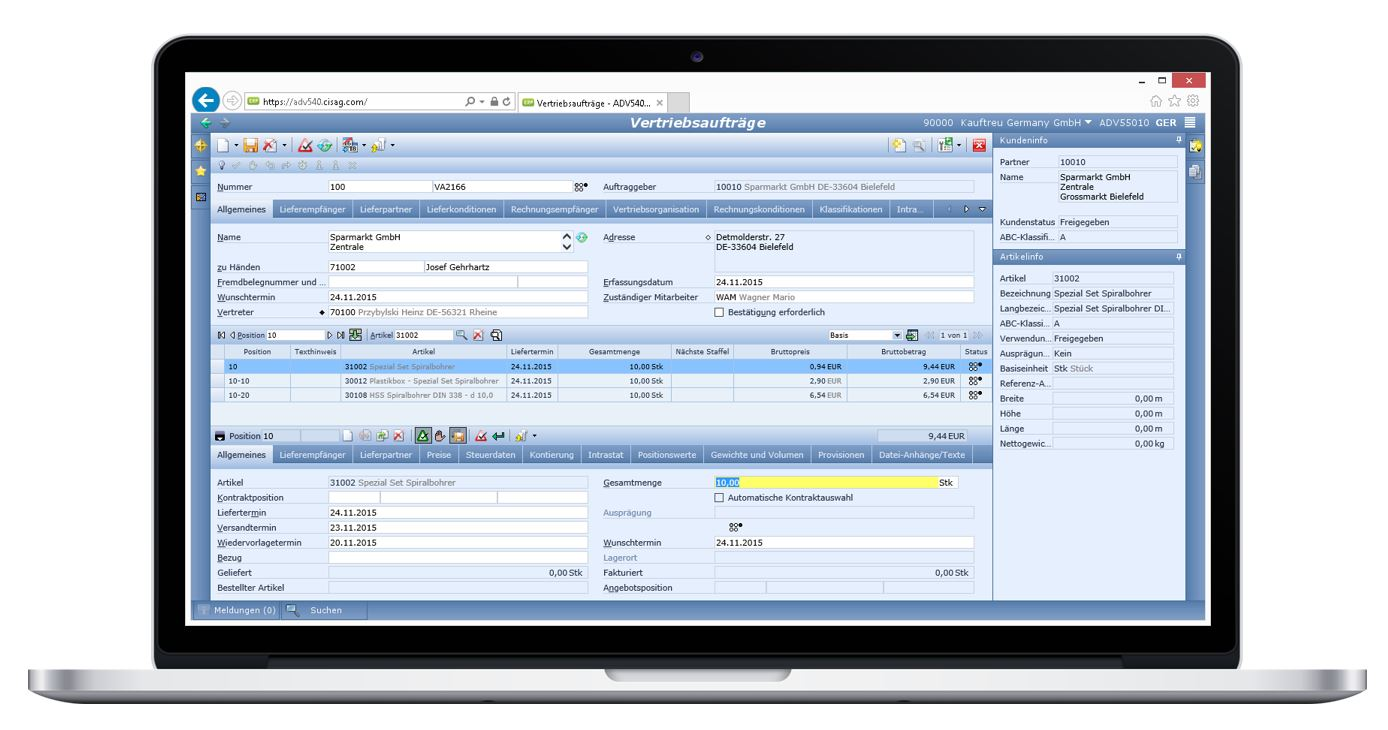 Comarch ERP Enterprise