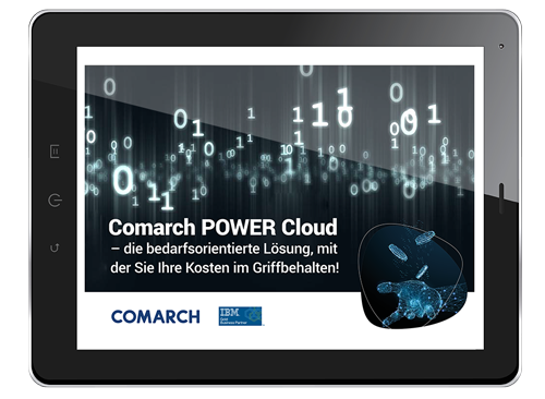 eBook Comarch POWER Cloud
