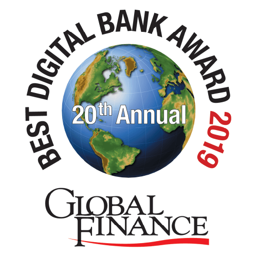 global finance bank awards