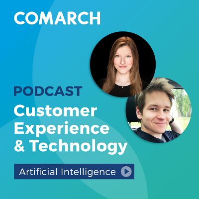 CX Podcast - Episode 3: Artificial Intelligence